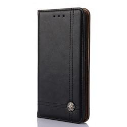Asus Zenfone 5 A501CG A500KL - černé PU kožené pouzdro
