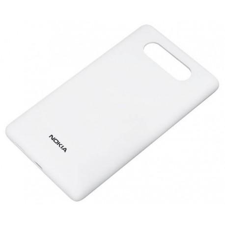 Nokia Lumia 820 - White battery back cover