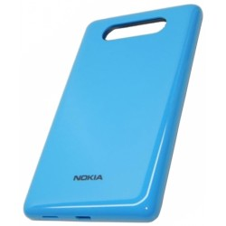 Nokia Lumia 820 - blue battery back cover