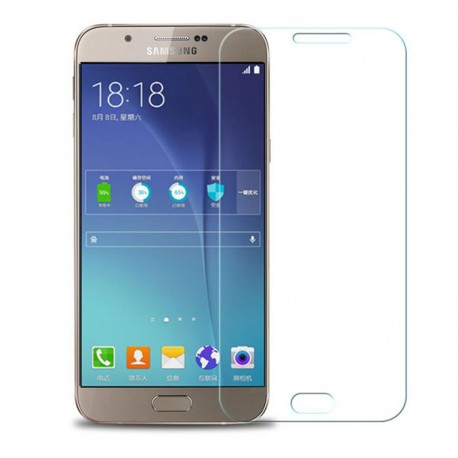 Samsung Galaxy A8 - Protective hardened cover glass