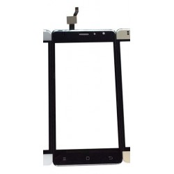 ZOPO Hero C2 - Black touch pad, touch glass, touch plate + flex