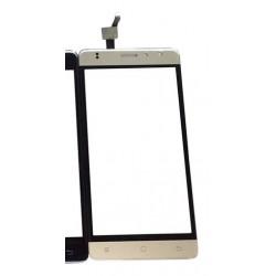 ZOPO Hero C2 - Zlatá dotyková vrstva, dotykové sklo, dotyková deska + flex