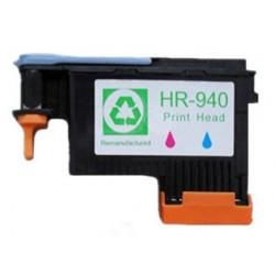 HP C4901A Głowica drukująca HP 940 Czerwony / niebieski - Kompatybilny