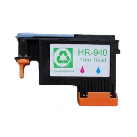 HP C4901A tisková hlava HP 940 Červená / Modrá - kompatibilní