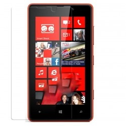Nokia Lumia 820 - Ochranná fólia + čistiaca handrička