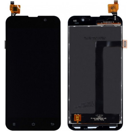ZOPO ZP980 - Black LCD display + touch pad, touch glass, touch pad