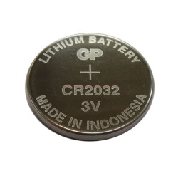 GP CR-2032 lithium battery