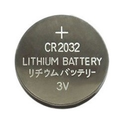 CR-2032 lithium battery