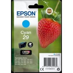 EPSON T2982 - Niebieski - Oryginalny wkład