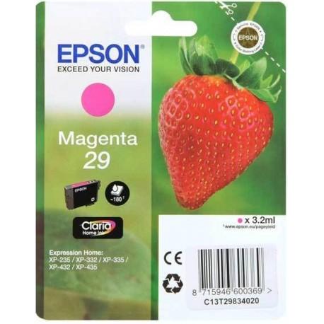 EPSON T2983 - červená - originální cartridge