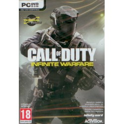 Call Of Duty - Infinite Warfare - PC - krabicová verze