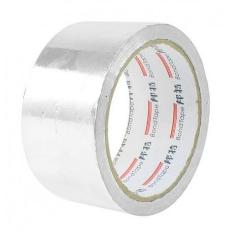 Hliníková páska 48 mm x 17 m - šedá