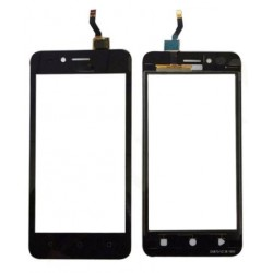 Huawei Y3ii Y3 II LUA-U03 LUA-U23 LUA-L03 LUA-L13 LUA-L23 LUA-L21 - Black touch pad, touch glass, touch plate + flex
