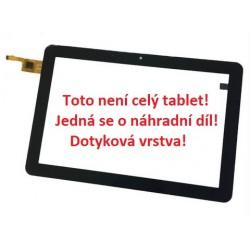 Prestigio MultiPad Wize 5002 PMT5002 - black touch film, a touch glass touch plate