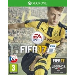 Fifa 17 - Xbox One - Box Version