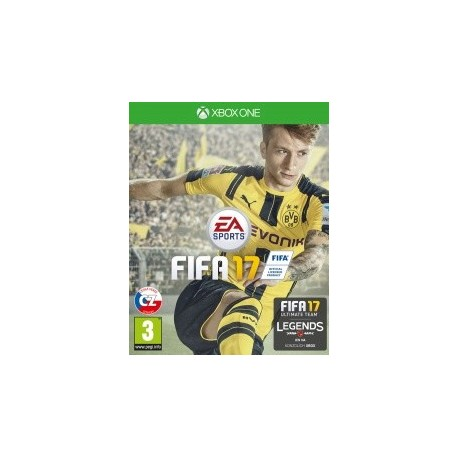 Fifa 17 - Xbox One - Box Version