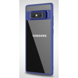 Samsung Galaxy Note 8 - silicone back cover - blue