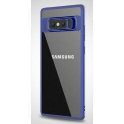 Samsung Galaxy Note 8 - silikonový zadní kryt - modrý
