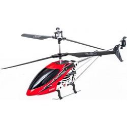 RCBUY Vulture H002 - červený vrtulník