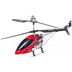 RCBUY Vulture H002 - red helicopter