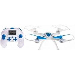 RCBUY Wasp Blue LH-X16 - bílý / modrý dron