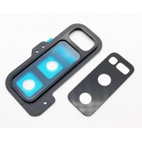 Samsung Galaxy Note 8 N950 - Kryt, sklo kamery, fotoaparátu a zadní tlačítko - černá