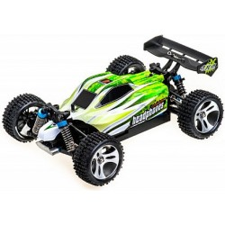 RCBUY Brave Pro Buggy A959-B - Green Car