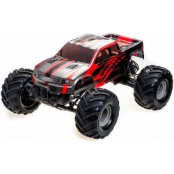 RCBUY Monster Volcano XP4 - červené auto