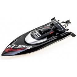 RCBUY High Speed Racing Boat FT012 - Black Boat