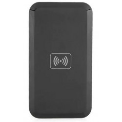 Wireless charger MC-02A - black