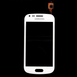 Samsung Galaxy Trend Duos GT-S7560 S7562 - Bílá dotyková vrstva + flex
