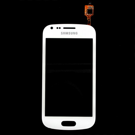Samsung Galaxy Trend Duo GT-S7560 S7562 - White touch pad + flex