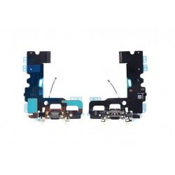 Apple iPhone 7 - Nabíjecí konektor + flex kabel - černá