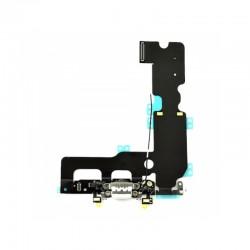 Apple iPhone 7 Plus - Nabíjecí konektor + flex kabel - bílá