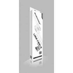 iMyMax Business Plus Micro USB kabel - biely
