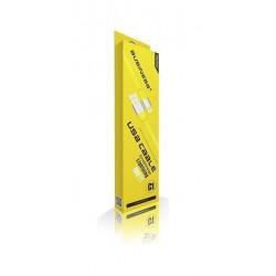 iMyMax Business Plus lightning kábel - žltý