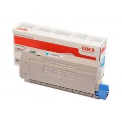 OKI C712 (46507615) - modrý - originální toner