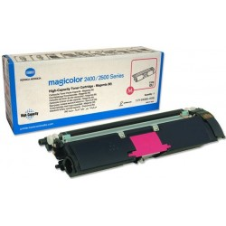 Konica Minolta 2400/2500 (1710589-002) - red - original toner