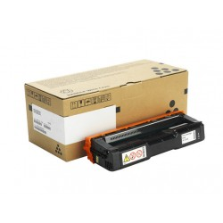 Ricoh 407531 (SP C252E) - black - genuine toner