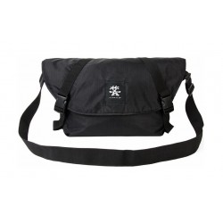 Crumpler Light Delight Messenger - LDM-011 - black bag