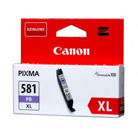 Canon CLI-581XL PB - originální cartridge