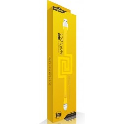 iMyMax Lovely Micro USB Cable - Yellow