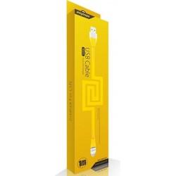 iMyMax Lovely Micro USB kabel - žlutý