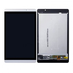 Huawei Mediapad M2 8.0 M2-801w M2-801 - LCD screen + white touch pad, touch glass, touch panel