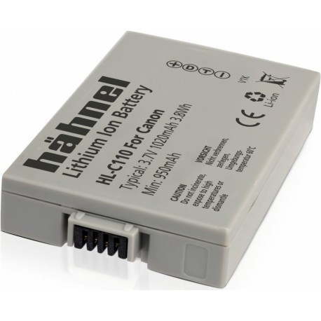Hähnel HL-C110, 3.7V 1020mAh - baterie pro videokamery