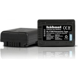 Hähnel HL-Y100, 3.6V 870mAh - batérie pre videokamery