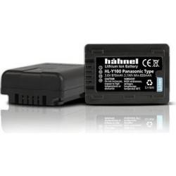 Hähnel HL-Y100, 3.6V 870mAh - baterie pro videokamery