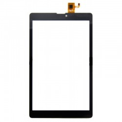 Dotykačka DOTP008, PN0803 - Černá dotyková vrstva, dotykové sklo, dotyková deska + flex
