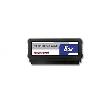 Transcend TS8GPTM510-40V IDE 40-pin, 8GB - Memory module