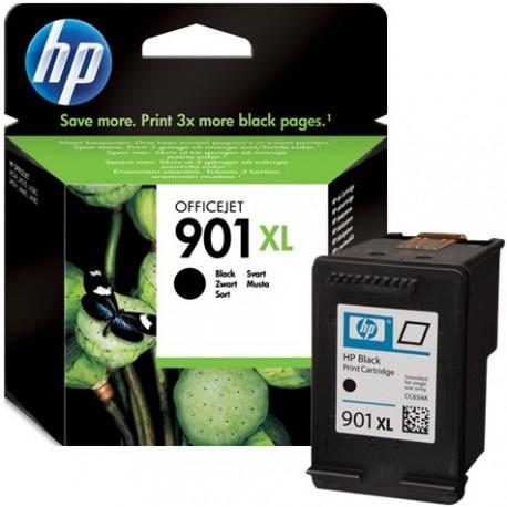 HP 901XL Black CC654A - originální cartridge